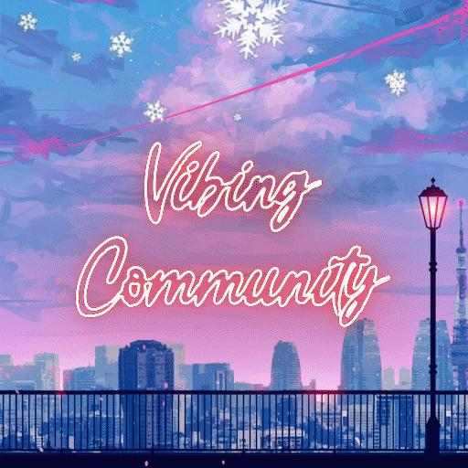 Logo for The Vibing Community