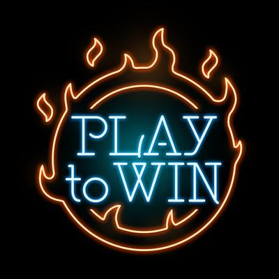 Logo for Play To Win   Competitive Server