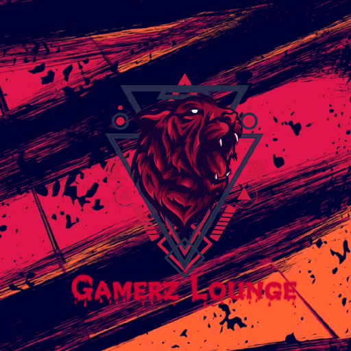 Logo for Gamerz Lounge