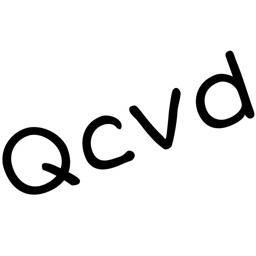 Logo for q c v d s   l o u n g e