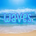 Aesthetic Blue/ Aesthetic Beach's Icon