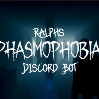 Logo for PhasmoBot