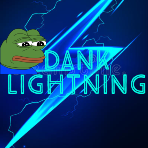 Logo for Dank Lightning