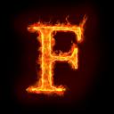 F's en el Chat's Icon