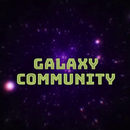 Logo for Galaxy Community