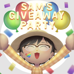 Icon for Sam's Giveaway Party!