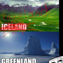 icelandisfake Logo