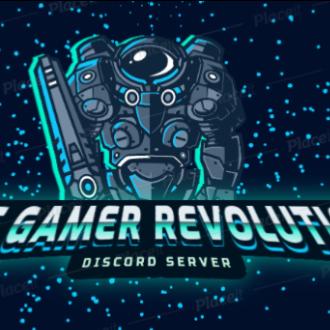 Logo for The Gamers Revolution