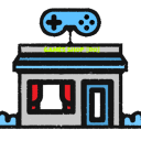 GamesShopRO Logo