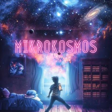 Logo for Mikrokosmos