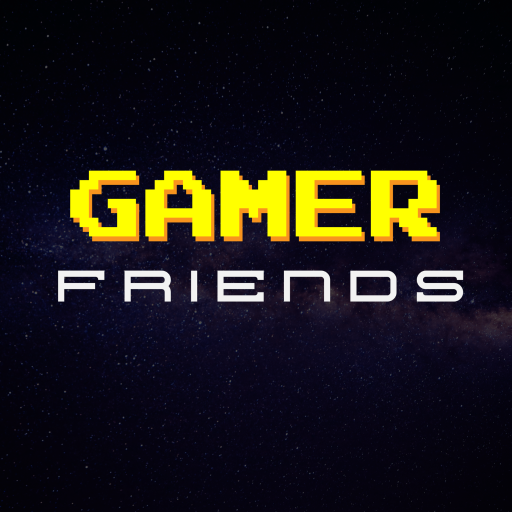 Logo for Gaming with friends