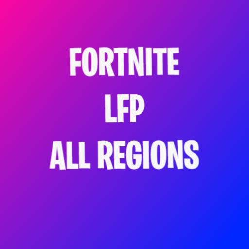 Logo for Fortnite LFP (All Regions)