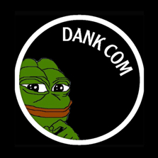 Logo for Dank Com