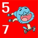Gumball57 Logo