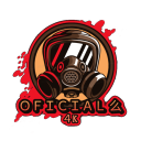 4k-Oficial Logo