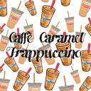 Caffé Caramel Frappucino | Chatting | Social |