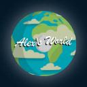 alexsworld Logo