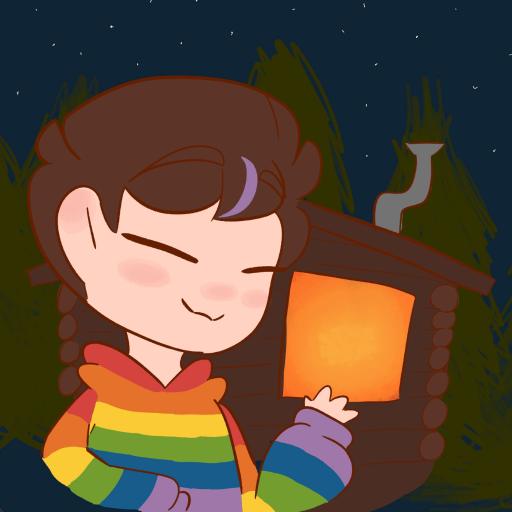 Cabin o' LGBTQ+ | Advice & community's Icon