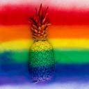 logo 🍉 LGBTQ+ Fruitz 🍍