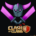 Clash of clan fan group's Icon