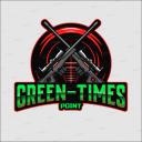 green-times Logo