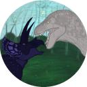 DinosDeathmatch Logo