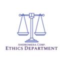 Andromeda-Corp-Ethics Logo
