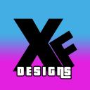 XFDESIGNS Logo