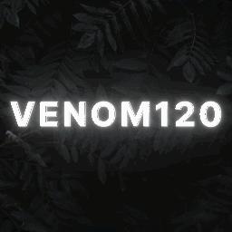 Logo for venom_120