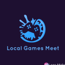 LocalGamesMeet Logo