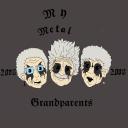 MyMetalGrandparents Logo