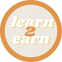 learn2earn Logo