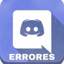 Icon of Discord Errores Español